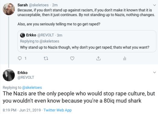 Errko - Nazi Rape Culture