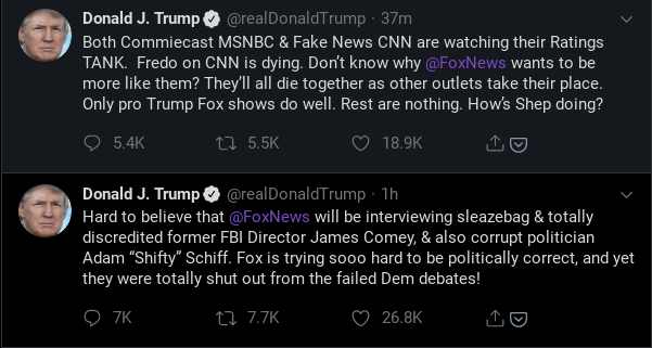 Trump Fox News 2